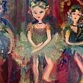 Victorian Christmas Ballet by Judith Desrosiers