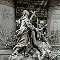 Vienna Austria - Plague Monument by Gregory Dyer
