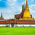 Wat Phra Kaew - Bangkok by Luciano Mortula