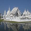 Wat Rong Khun Ubosot Dthcr0002 by Gerry Gantt