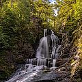 Waterfall  by Jan Gorzynik