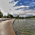 001 Hoyt Lake by Michael Frank Jr