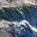 0010 Niagara Falls Winter Wonderland Series by Michael Frank Jr