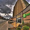 0011 Holiday Inn On Delaware Ave Buffalo Ny by Michael Frank Jr