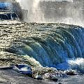 0013 Niagara Falls Winter Wonderland Series by Michael Frank Jr
