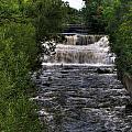 0015 Glen Falls Of Williamsville New York Series  by Michael Frank Jr