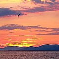 0016233 - Patras Sunset by Costas Aggelakis