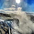 002 Niagara Falls Winter Wonderland Series by Michael Frank Jr