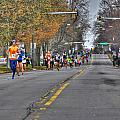 002 Turkey Trot  2014 by Michael Frank Jr