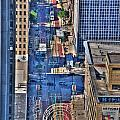0022 Visual Highs Of The Queen City by Michael Frank Jr