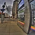 0031 Buffalo Niagara Visitor Center by Michael Frank Jr