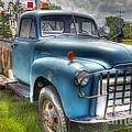 0042 Old Blue 2 by Steve Sturgill