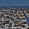 0043 After The Nov 2014 Storm Buffalo Ny by Michael Frank Jr