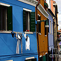 0049 Burano Colors 4 by Steve Sturgill