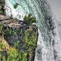 006 Niagara Falls Misty Blue Series by Michael Frank Jr