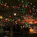 007 Christmas Light Show At Roswell Series by Michael Frank Jr
