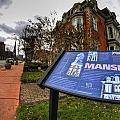 007 Mansion On Delaware Ave by Michael Frank Jr