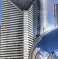 0077 Millennium Park Chicago by Steve Sturgill