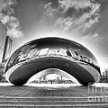 0079 The Bean - Millennium Park Chicago by Steve Sturgill