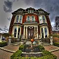 008 Mansion On Delaware Ave by Michael Frank Jr