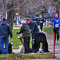009 Bloody Marys At The Turkey Trot 2014 by Michael Frank Jr