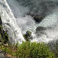 009 Niagara Falls Misty Blue Series by Michael Frank Jr