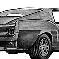 010-stang by Keith Spence