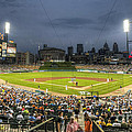 0101 Comerica Park - Detroit Michigan by Steve Sturgill