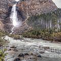 0163 Takakkaw Falls by Steve Sturgill