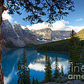0164 Moraine Lake by Steve Sturgill