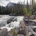 0182 Natural Bridge Waterfall by Steve Sturgill