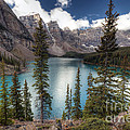 0184 Moraine Lake by Steve Sturgill