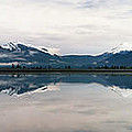 0188 Mountain Reflection by Steve Sturgill
