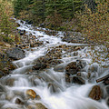 0192 Glacial Runoff by Steve Sturgill