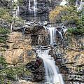 0194 Tangle Creek Falls 9 by Steve Sturgill