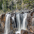 0206 Tangle Creek Falls 2 by Steve Sturgill