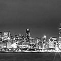 0248 Chicago Skyline Panoramic by Steve Sturgill