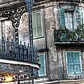 0275 New Orleans Balconies by Steve Sturgill
