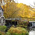 0289 Hyde's Mill Wisconsin by Steve Sturgill