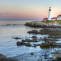 0312 Portland Head Lighthouse by Steve Sturgill