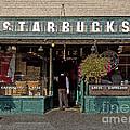 0370 First Starbucks by Steve Sturgill