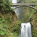 0383 Multnomah Falls - Oregon