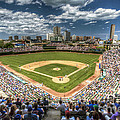 0443 Wrigley Field Chicago  by Steve Sturgill