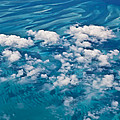 0459 Above The Caribbean by Steve Sturgill