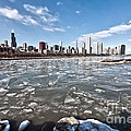 0486 Chicago Skyline by Steve Sturgill