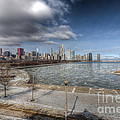 0488 Chicago Skyline by Steve Sturgill