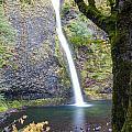 0508 Horsetail Falls by Steve Sturgill