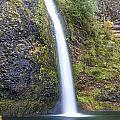 0509 Horsetail Falls by Steve Sturgill