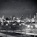 0647 Chicago Black And White by Steve Sturgill