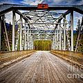 0649 Bow River Bridge by Steve Sturgill